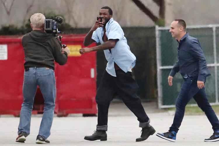 Meek Mill released from prison
